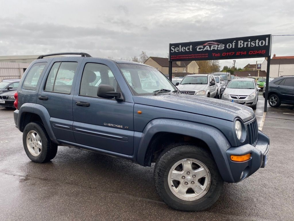 used Jeep Cherokee V6 Limited 4x4