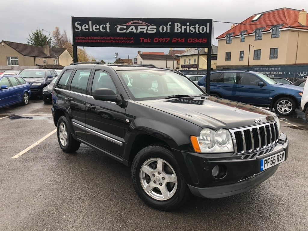 used Jeep Grand Cherokee V8 Predator 4x4 5dr