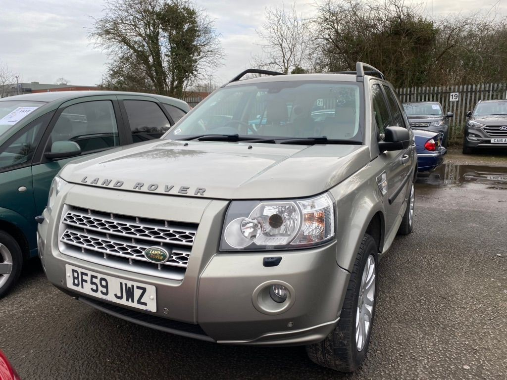 used Land Rover Freelander 2 TD4e HSE 4X4 5dr