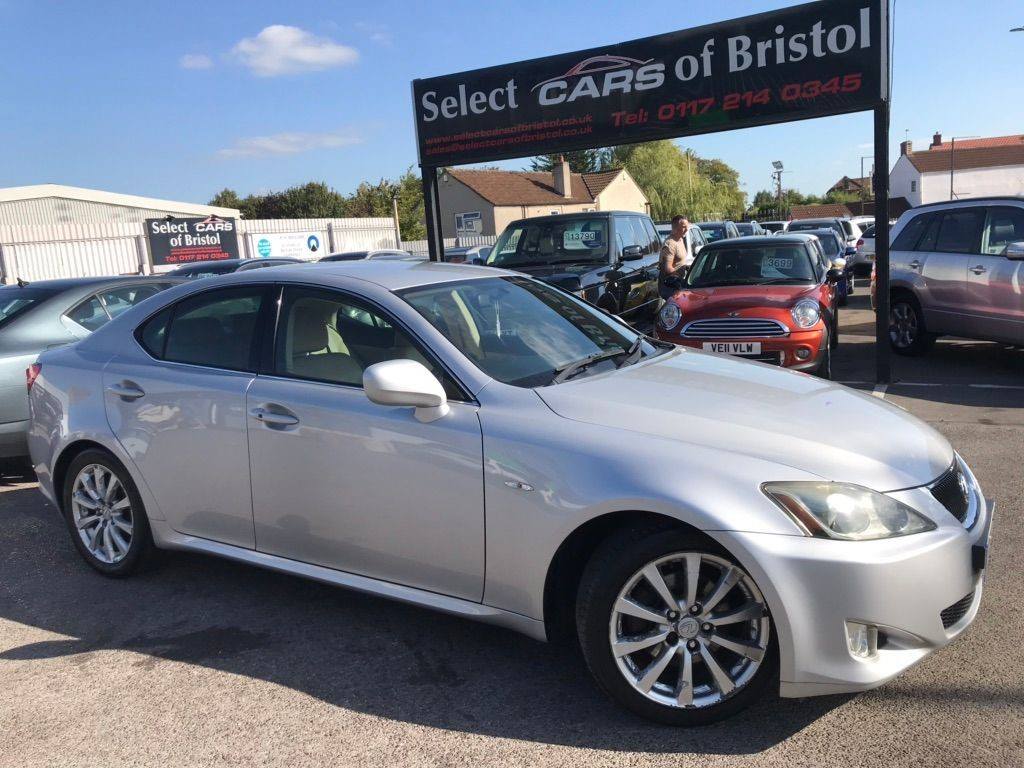 used Lexus IS 250 SE 4dr