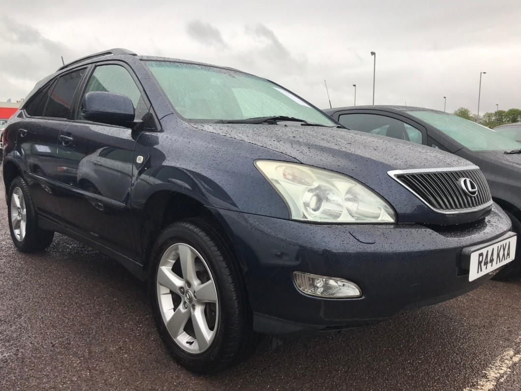 used Lexus RX 300 Limited Edition SUV 5dr Automatic (288 g/km, 201 bhp)