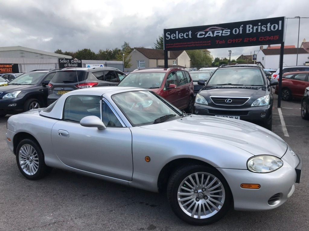 used Mazda MX-5 Arctic Limited Edition 2dr