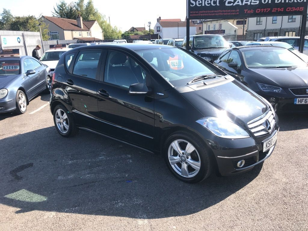 used Mercedes A160 A Class CDI BlueEFFICIENCY Avantgarde SE Hatchback 5dr Manual (122 g/km, 82 bhp)