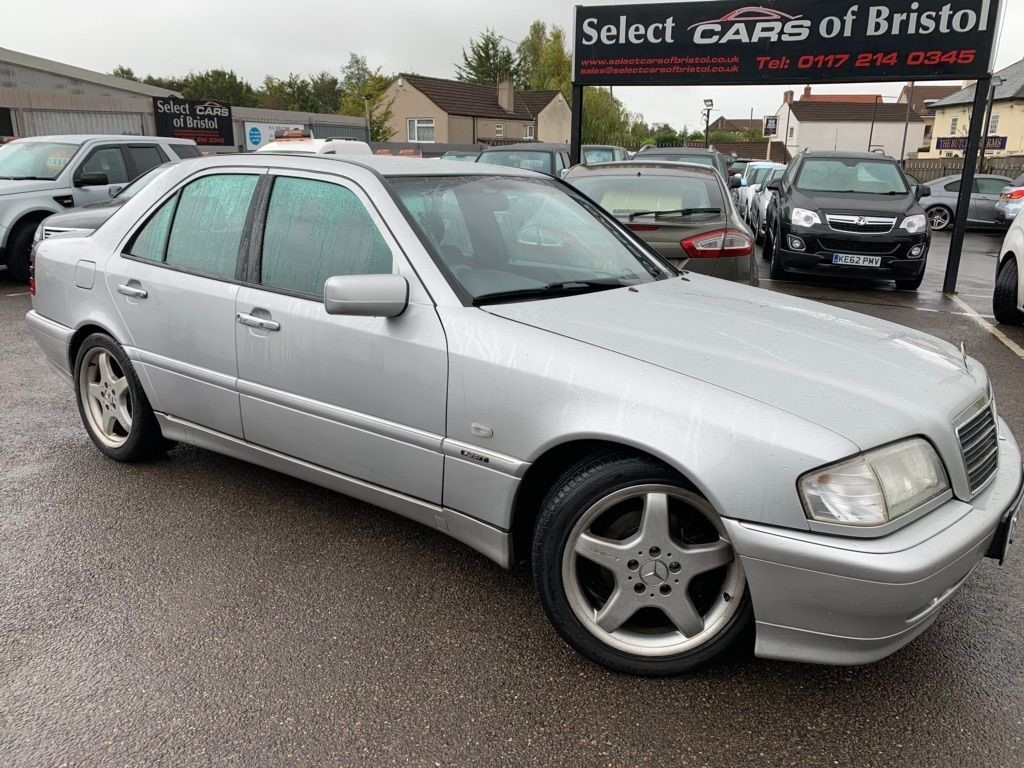 used Mercedes C240 C Class Sport 4dr
