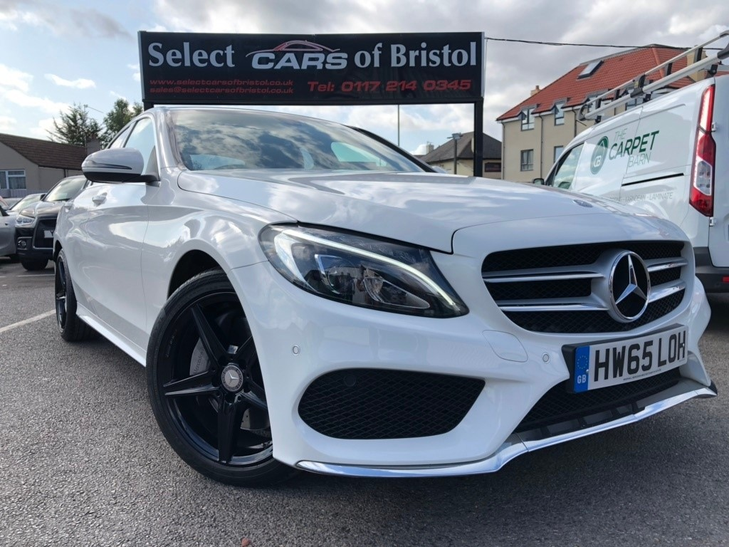 used Mercedes C250 C Class AMG Line (s/s) 4dr