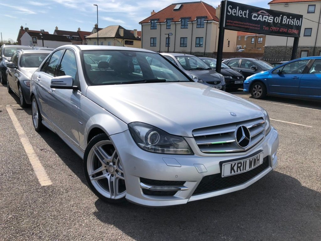 used Mercedes C350 CDI BlueEFFICIENCY Sport 7G-Tronic (COMAND)