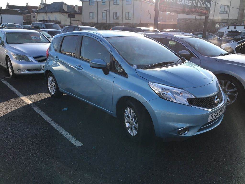 used Nissan Note Acenta (Style Pack) Hatchback 5dr Manual (109 g/km, 79 bhp)