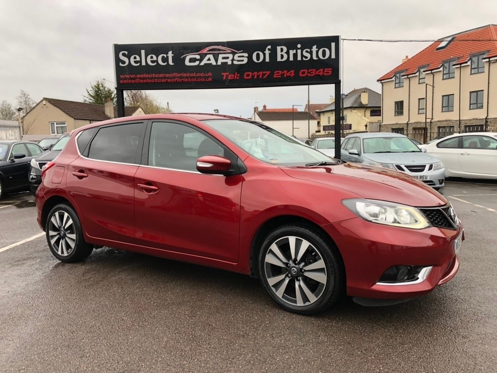 used Nissan Pulsar dCi N-TEC (s/s) 5dr