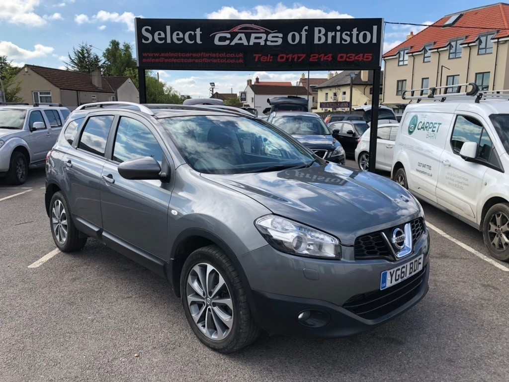 used Nissan Qashqai+2 dCi Tekna 4WD 5dr