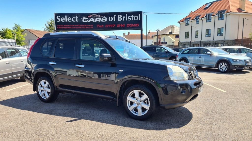 used Nissan X-Trail Sport Expedition Extreme
