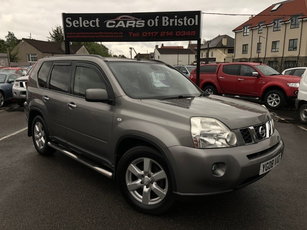 used Nissan X-Trail dCi Aventura 5dr