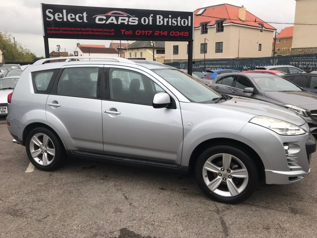 used Peugeot 4007 HDi SE 5dr