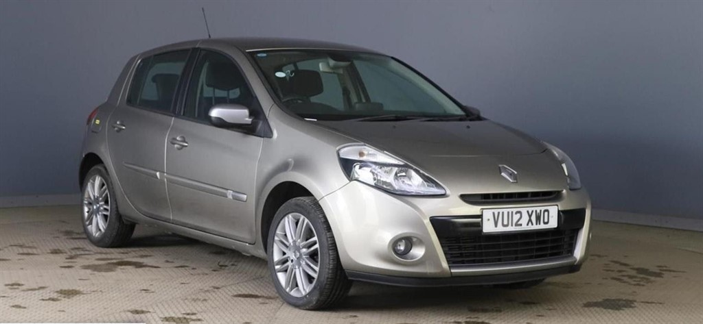 used Renault Clio Dynamique (Tom Tom)