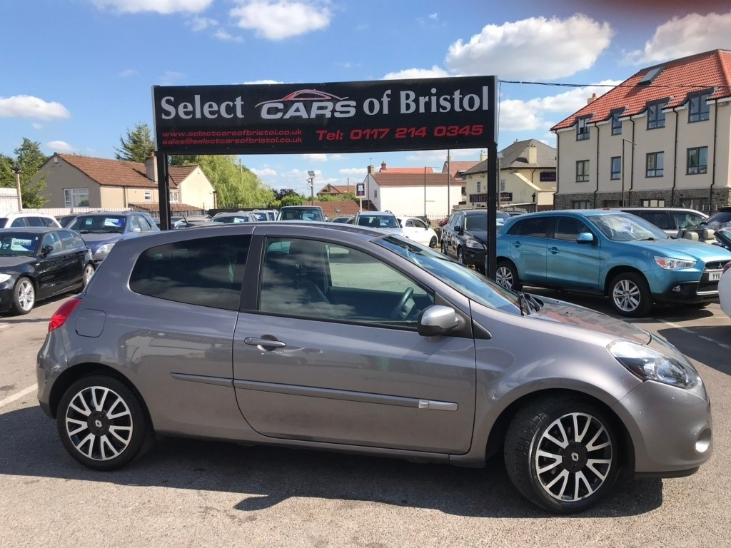 used Renault Clio TCe GT Line 3dr (Tom Tom)