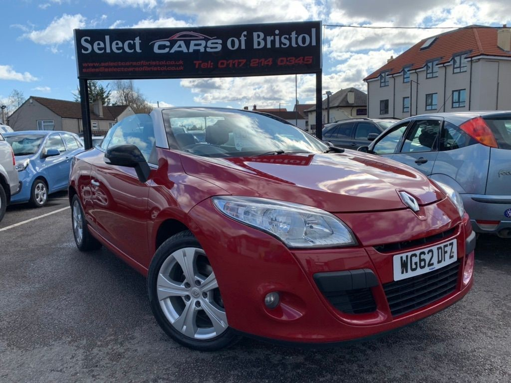 used Renault Megane Dynamique Tom Convertible (Tom Tom)