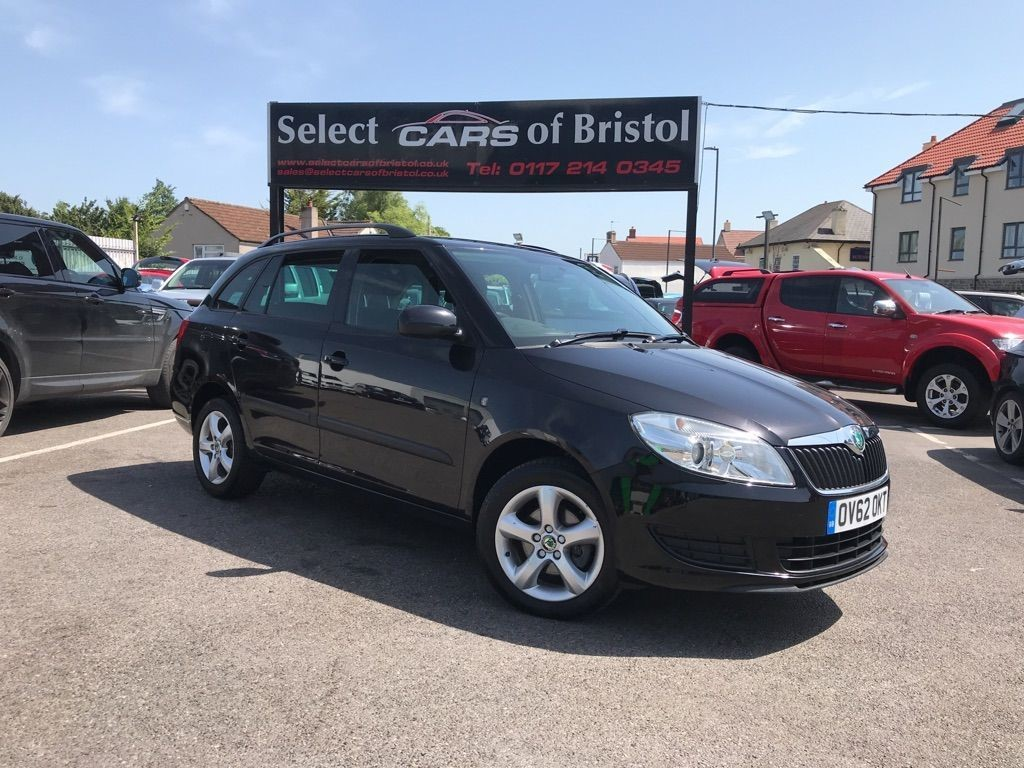 used Skoda Fabia TDI CR DPF SE Estate 5dr Manual (109 g/km, 105 bhp)