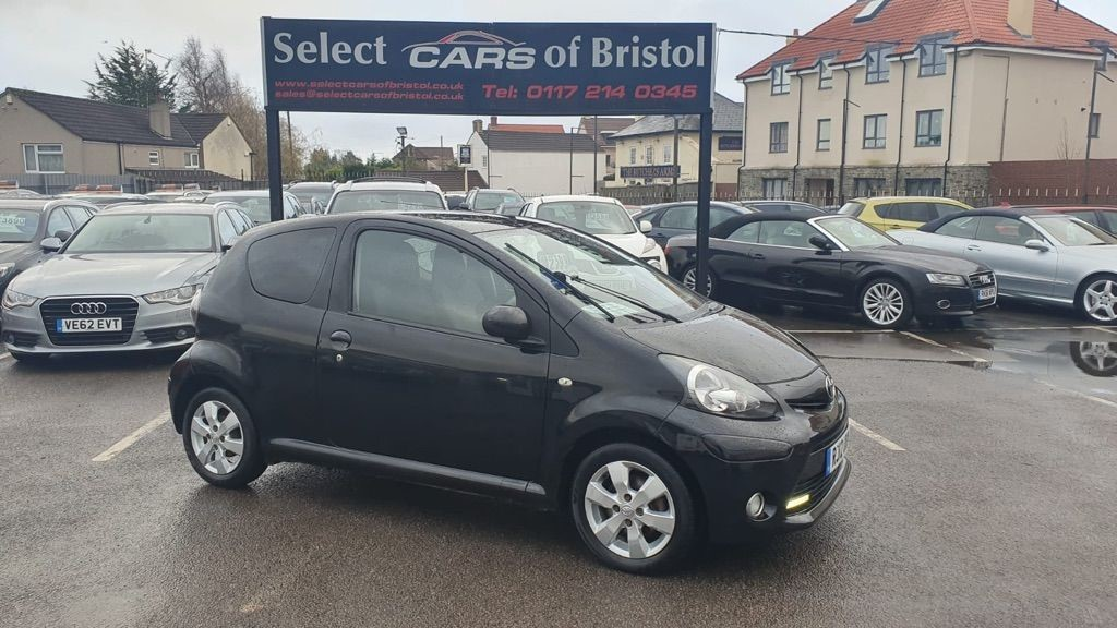 used Toyota Aygo VVT-i Fire 3dr