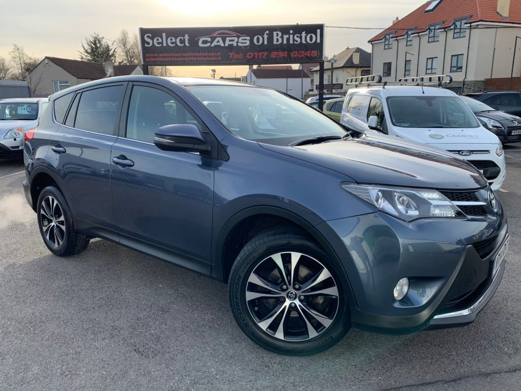used Toyota RAV4 D-4D Icon 4WD