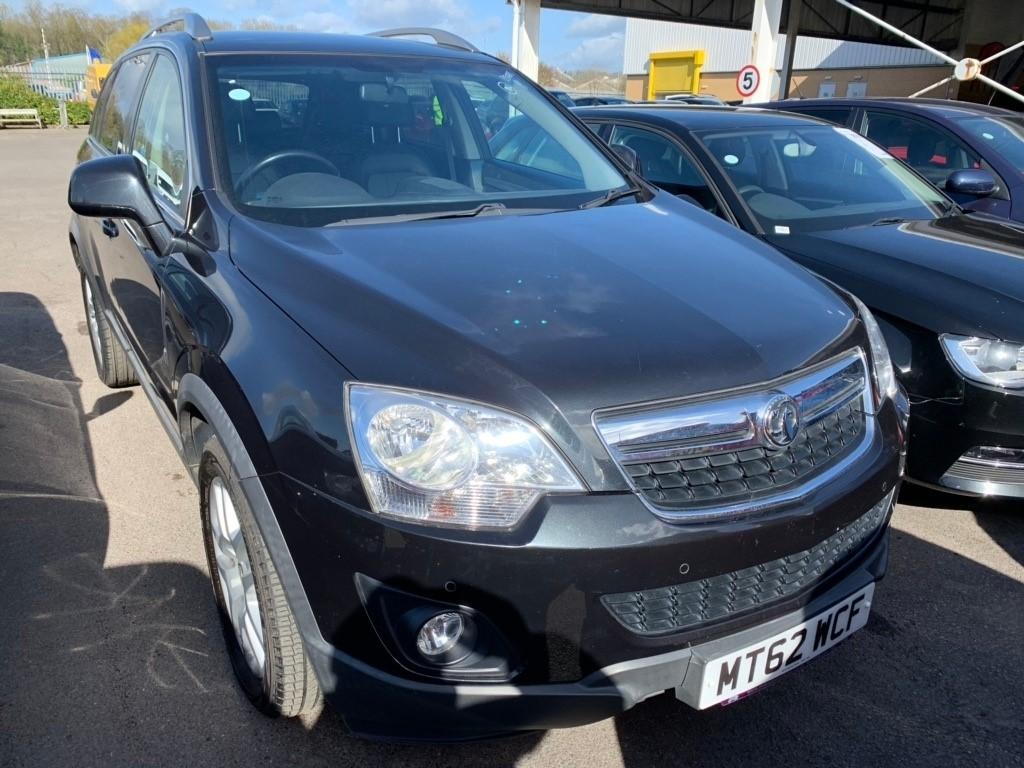 used Vauxhall Antara CDTi Exclusiv AWD 5dr