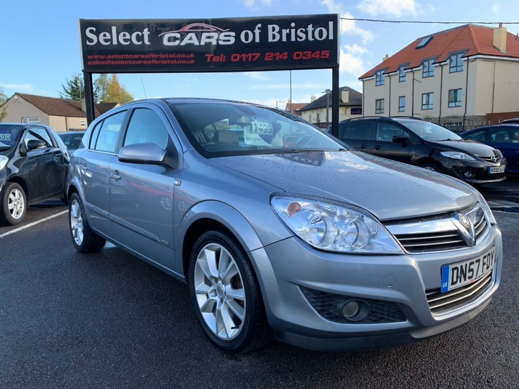 used Vauxhall Astra CDTi 16v Design 5dr
