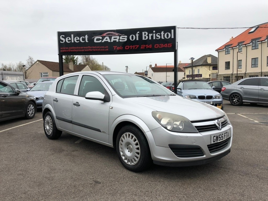 used Vauxhall Astra i 16v Life Hatchback 5dr Easytronic (156 g/km, 103 bhp)