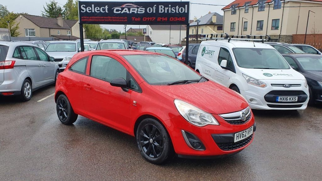 used Vauxhall Corsa 1.2 i 12v Active 3dr