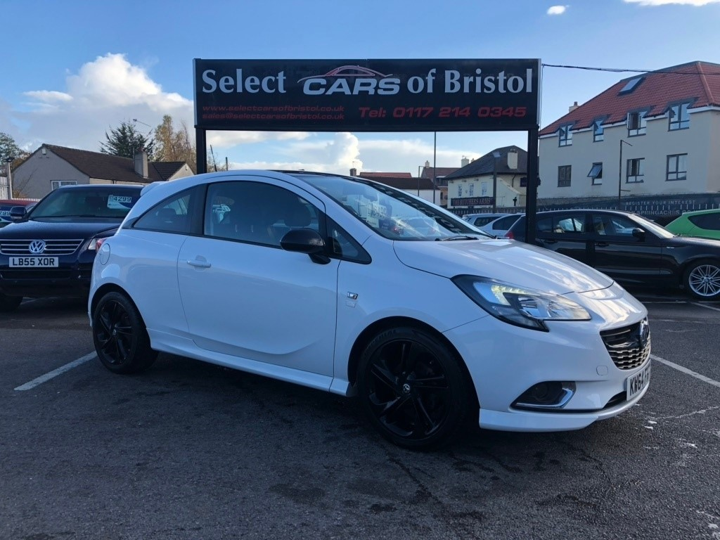 used Vauxhall Corsa 1.2 i Limited Edition Hatchback 3dr Manual (126 g/km, 69 bhp)