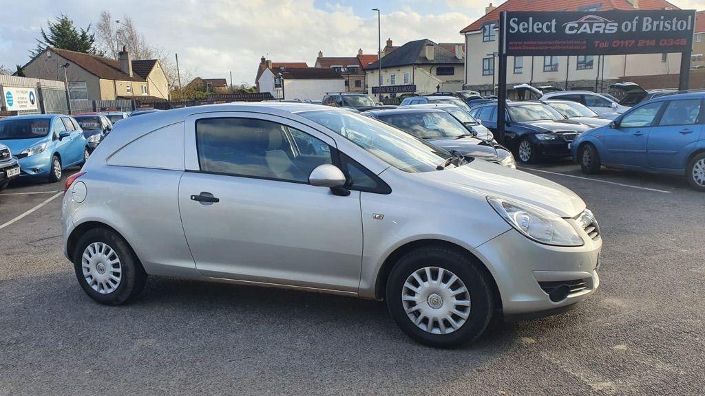 used Vauxhall Corsa Van 1.3 CDTi 16v