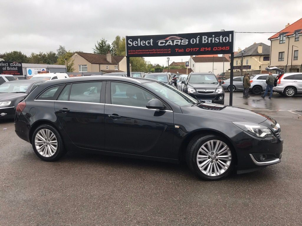used Vauxhall Insignia CDTi ecoFLEX Design Sport Tourer (s/s) 5dr