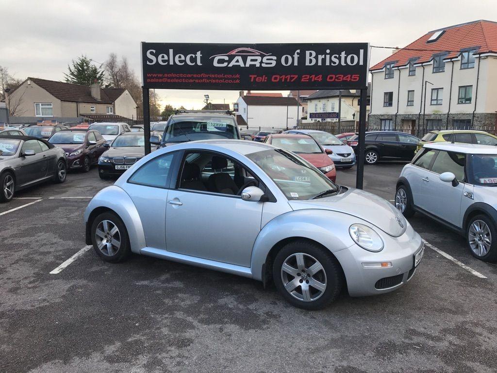 used VW Beetle Luna Hatchback