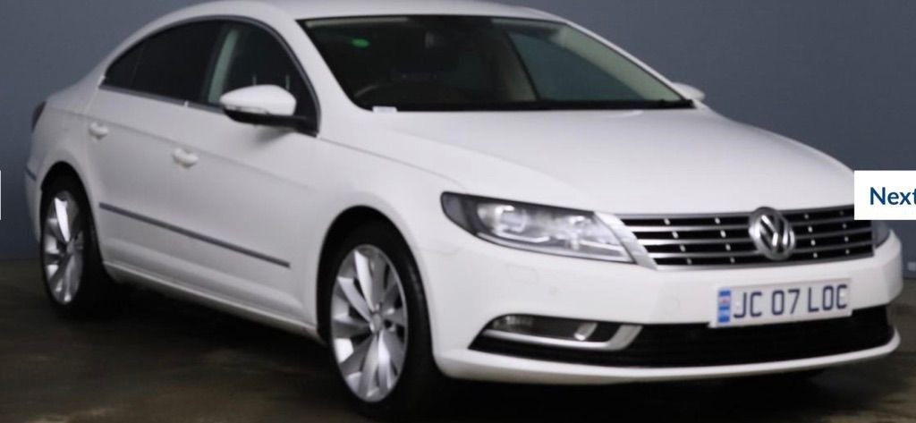 used VW CC BlueMotion Tech GT DSG