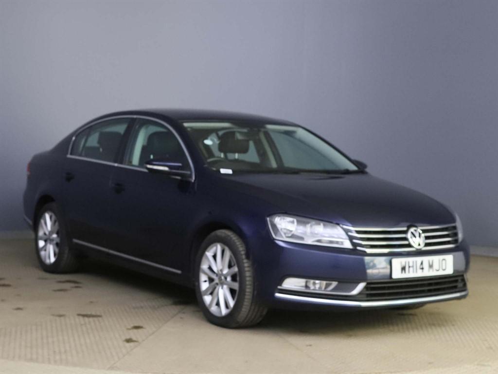 used VW Passat BlueMotion Tech Executive