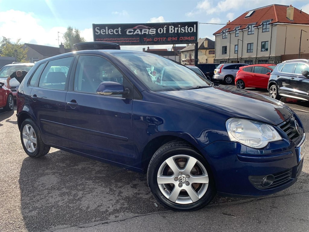 used VW Polo Match