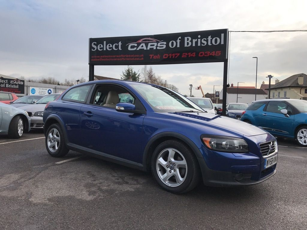 used Volvo C30 D SE Lux Coupe 2dr Manual (151 g/km, 134 bhp)