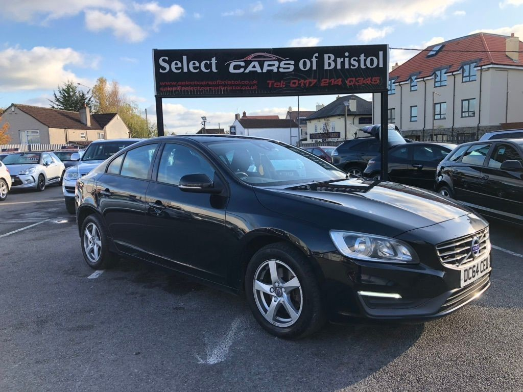 used Volvo S60 D4 Business Edition (s/s) 4dr