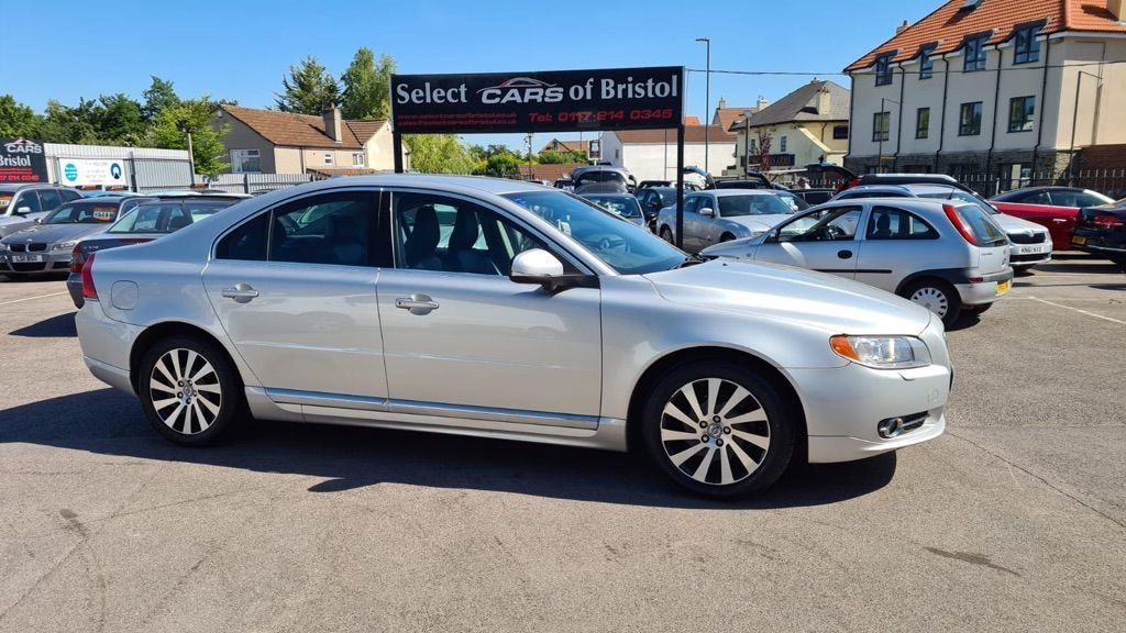 used Volvo S80 DRIVe SE Lux Powershift