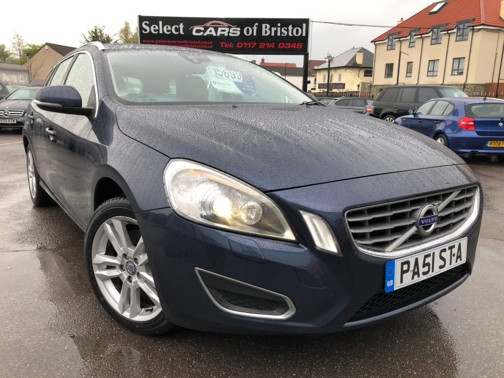 used Volvo V60 D5 SE Geartronic AWD 5dr