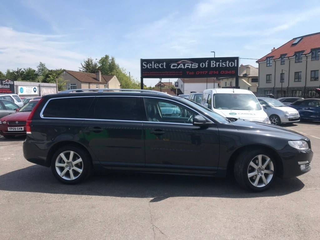 used Volvo V70 D4 SE Lux Geartronic 5dr