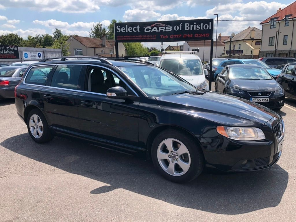 used Volvo V70 D DRIVe SE Estate 5dr Manual (119 g/km, 108 bhp)