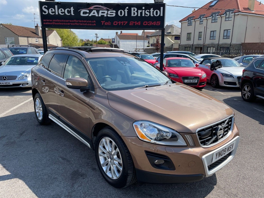 used Volvo XC60 T6 SE Lux Geartronic AWD