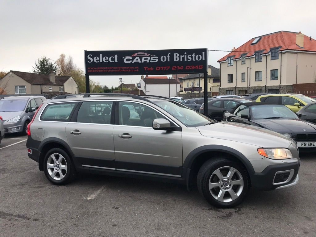 used Volvo XC70 D5 SE Lux Geartronic 5dr