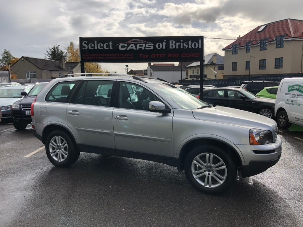 used Volvo XC90 D5 SE Geartronic AWD 5dr