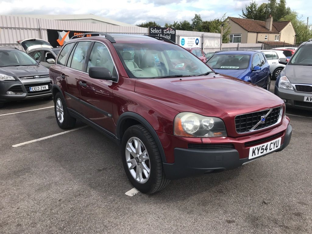 used Volvo XC90 D5 SE Geartronic 5dr