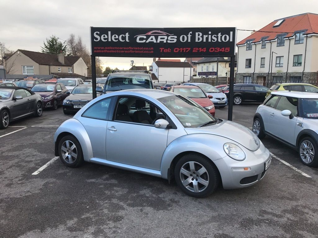 used VW Beetle Luna Hatchback 3dr Manual (180 g/km, 102 bhp)