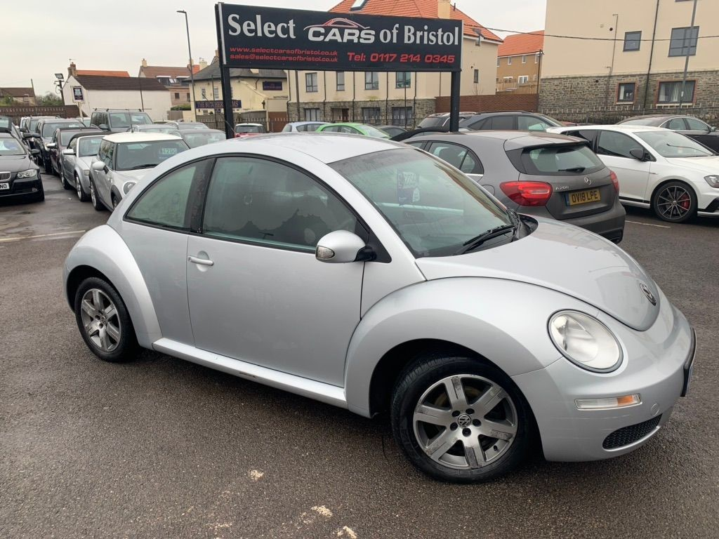 used VW Beetle Luna 3dr