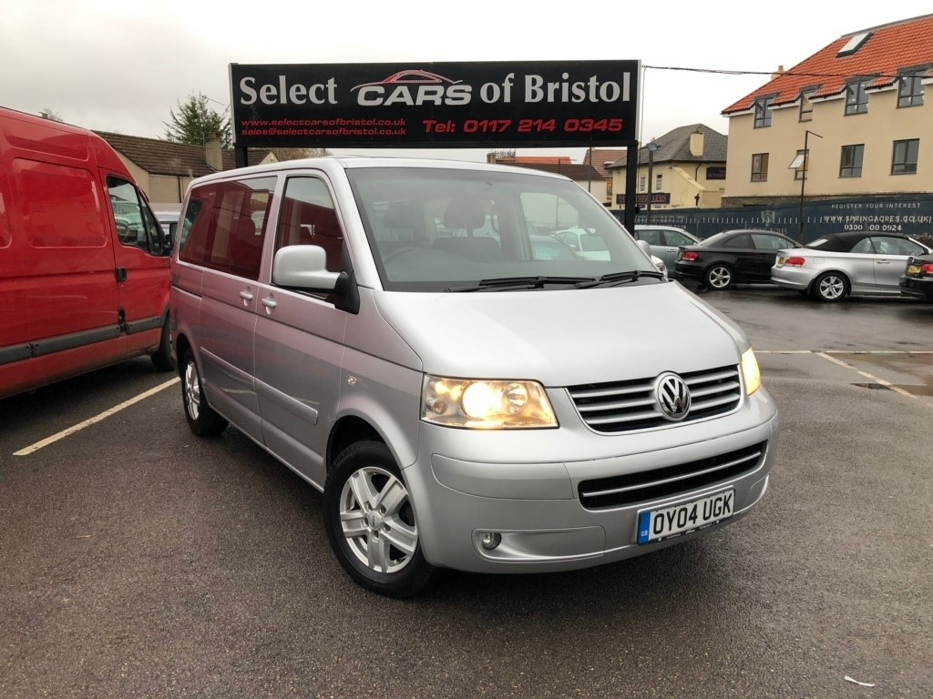used VW Caravelle TDI SE Bus 4dr (7 Seats)