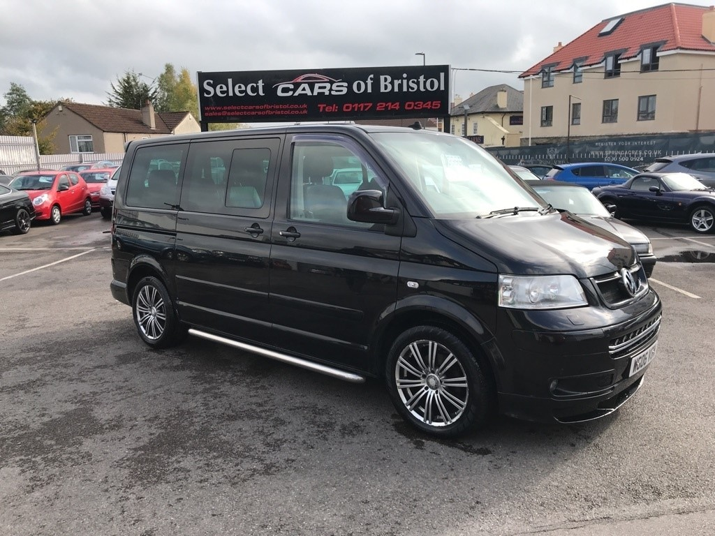 used VW Caravelle TDI Executive Bus 4dr (7 Seats)