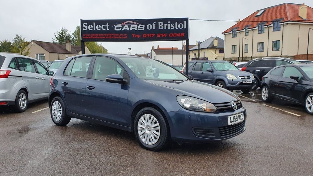 used VW Golf TDI S 5dr