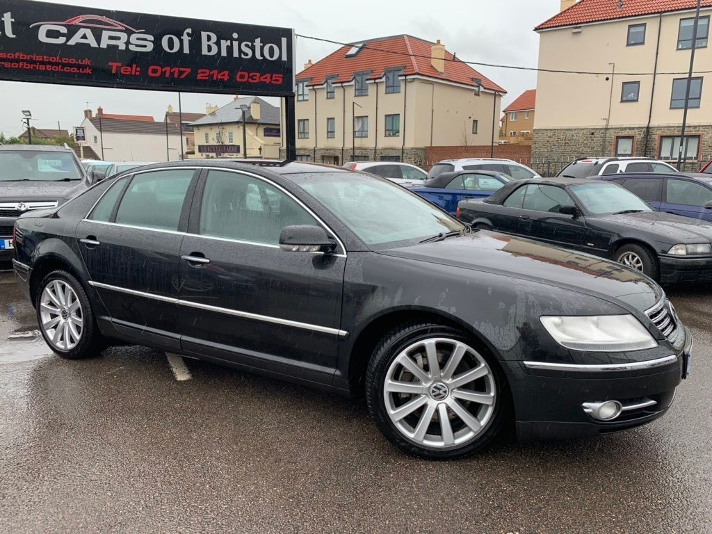 used VW Phaeton TDI V6 4MOTION 4dr