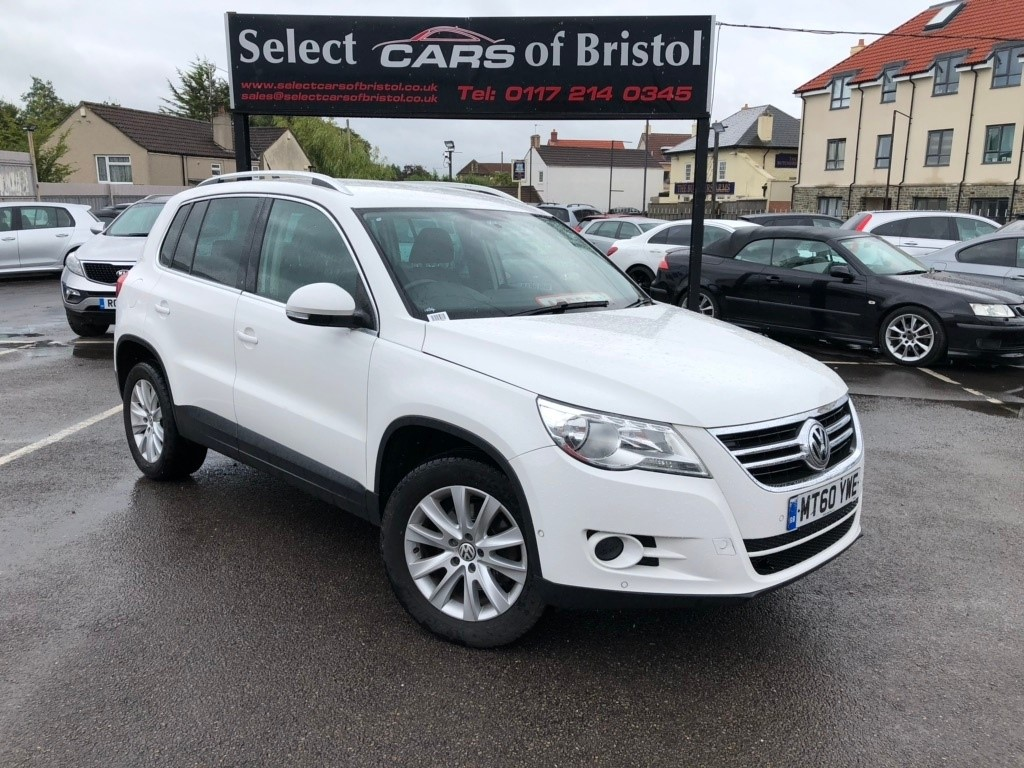 used VW Tiguan TDI Match 4MOTION 5dr